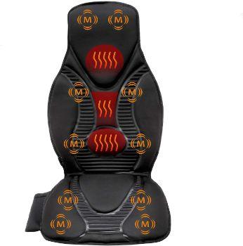 #1. FIVE S FS8812 Massage Chair Pad
