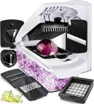 1. Fullstar Vegetable Chopper Dicer Mandoline Slicer