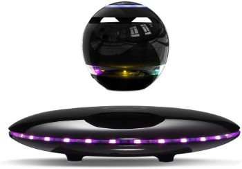 1. Infinity Orb Magnetic Levitating Speaker
