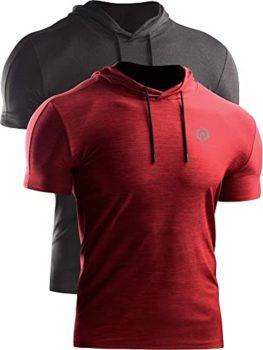 #1. Men's Dry Fit Hoods