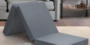 #1. Olee Sleep Tri-foldable portable bed