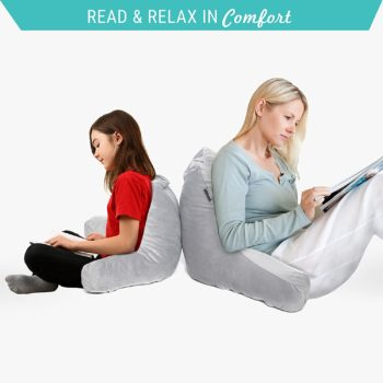 #2. Reading and Bed RestPillow