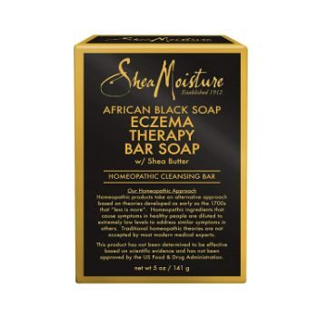 1. SheaMoisture Bar Soap for Eczema