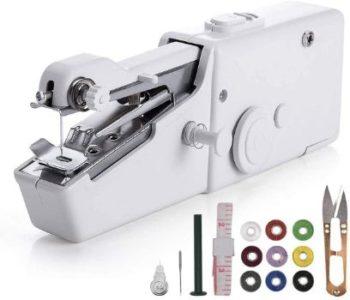 #10. Arespark Handheld Sewing Machine