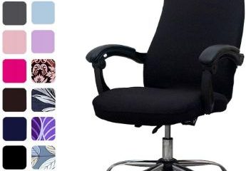 #10. Computer Office Chair Covers