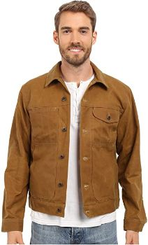 10. Filson Men's Short Lined Cruiser