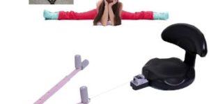 10. GLWAD Leg Stretcher, Leg Split Stretcher Machine