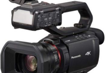 10. Panasonic X2000 4K Professional Camcorder