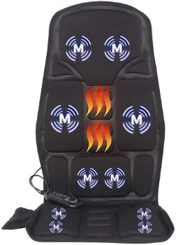 #10. Sotion Massage Chair Pad