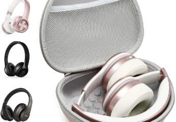 10. Surdarx Headphone Case