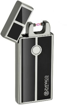 #10. ZYNACO Plasma Arc Lighter