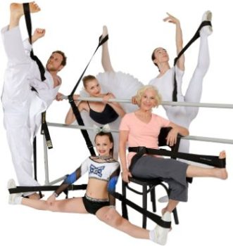 11. Si-Stretcher Stretching and Flexibility aid