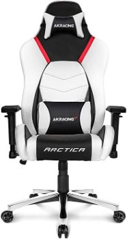 2. AKRacing Office Series Opal Ergonomic Computer Chair