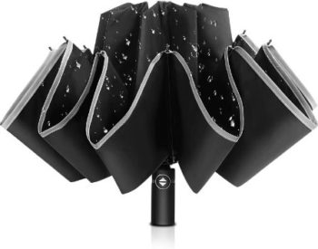 2. Bodyguard Inverted Umbrella, Windproof