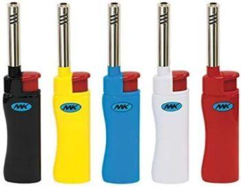 #2. ML Windproof Lighter