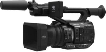 2. Panasonic Ag-UX90 4K Professional Camcorder