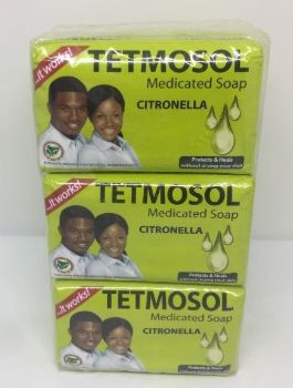 2. Tetmosol Medicated Soap, 3 Pack