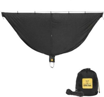 #2. Wise Owl Outfitters Hammock Bug Net