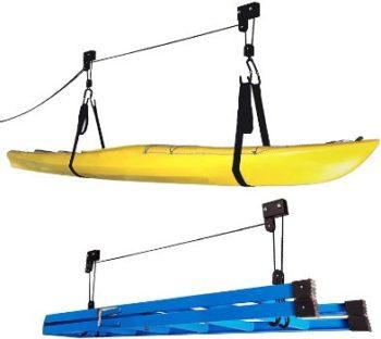 3. 1004 Kayak Hoist Lift Garage Storage Canoe Hoists