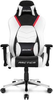 3. AKRacing Masters Series Premium Gaming Chair