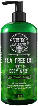 #3. Antifungal Tea Tree Wash for Men
