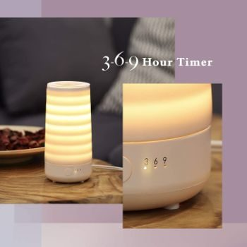 #3. Cocopin Electric Candle Warmer Lamp