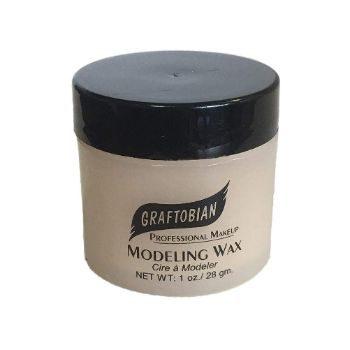 3. Graftobian Modeling Wax Flesh Color 1 oz