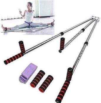 3. OTEKSPORT 3 Bar Heavy Duty Leg Stretcher