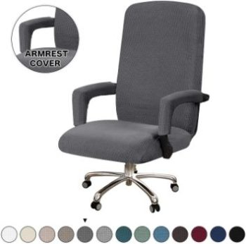 #3. Office Chair cover