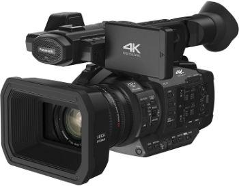 3. Panasonic HC-X1 4K Ultra HD Professional Camcorder