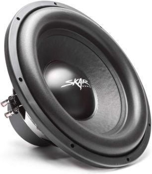 3. Skar Audio SDR-15 15-Inch 1200W Car Subwoofer