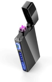 #3. iLevar Dual Arc Plasma Lighter