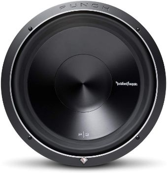 4. Rockford Fosgate Punch P3D4-15 15-Inch 600W Subwoofer
