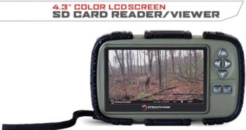 4. Stealth Cam SD Card Reader and Viewer