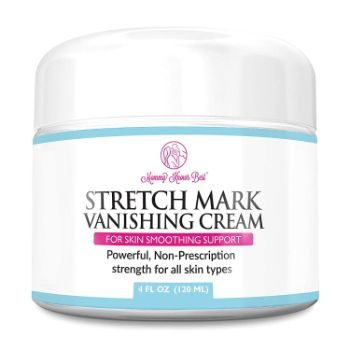 #4. Stretch Mark Cream for Pregnancy & Scar Removal