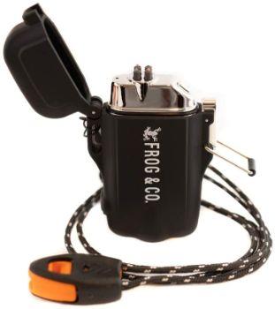 #4. acSurvival Frog Tesla Coil Lighter