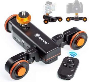 #4. TARION Y5D Autodolly Electric Slider