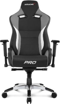 5. AKRacing Masters Series Gaming Chair with High Backrest