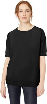 5. Amazon Brand - Daily Ritual Women's Sleeve Sweatshirt