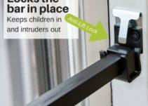 Top 10 Best Door Security Bars in 2021 Reviews