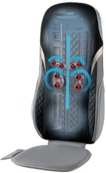 #5. HoMedics XL Massage Chair Pad