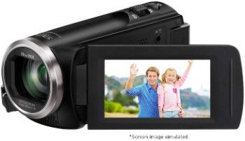 5. Panasonic Full HD Video Camera Camcorder HC-V180K