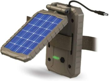 5. Stealth Cam Stealth Solar Power Panel