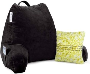 5. Vekkia Reading & Bed Rest Pillow