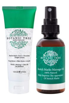 #6. Botanic Tree Stretch Mark Cream