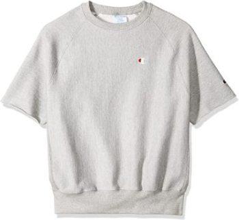 6. Champion LIFE Reverse Weave Short Sleeve Crew