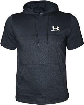 #6. Men's loose sleeveless Hoodie 1330286
