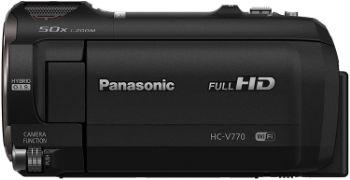 6. Panasonic Full HD Video Camera Camcorder HC-V770