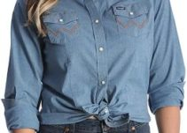 Top 10 Best Chambray Shirts for Women in 2020 Reviews