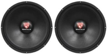 7. American Bass E1544 15-Inch 2400W Elite Series